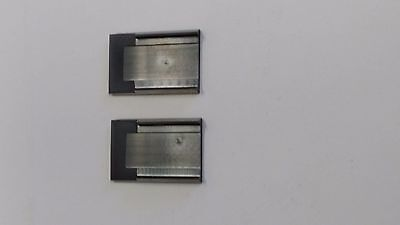 Schleuniger 5400 Style Carbide Replacement Blades 1 Pair 2 Pieces