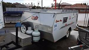 2005 CUB HARD FLOOR CAMPER Hampstead Gardens Port Adelaide Area Preview