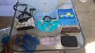 Ladies handbags kids library bag beach bags
