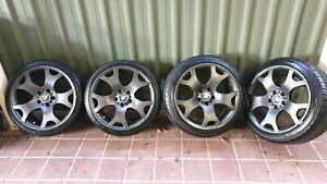 """19"""" BMW/Holden wheels"""