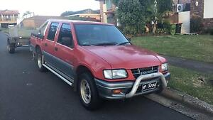 1999 Holden Rodeo Ute Prairiewood Fairfield Area Preview