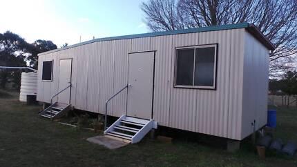 transportable 2 room cabin 15 m x 3 metres Armidale 2350 Armidale City Preview