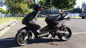 Yamaha Aerox 50/70 broken engine West End Brisbane South West Preview