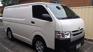 Toyota hiace. Auto turbo diesel. New Cronulla Sutherland Area Preview