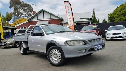 2005 Holden Commodore Ute