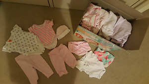 Baby Girl bundle sizes 00000-0000 newborn Bathurst Bathurst City Preview