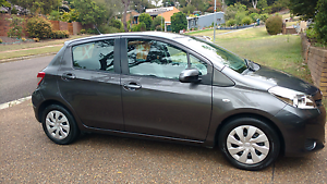 2011/12 Toyota Yaris YRS auto LOW KMS Eleebana Lake Macquarie Area Preview