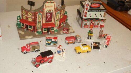 Christmas Village Coca Cola Stadium plus more