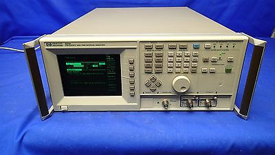 Hp 5371a Frequency And Time Interval Analyzer
