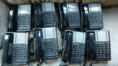 Ge Pro Series 2-9450 4 Line Business Telephone With Intercom Lot Of 8 58-f