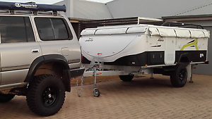 JAYCO swan OUTBACK 2015 Baldivis Rockingham Area Preview
