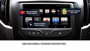 Holden RG-Colorado******2016 MyLink Integrated Android OS Melbourne CBD Melbourne City Preview