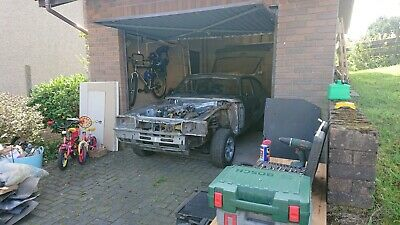 1986 Ford Capri 2.9efi Project