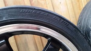 17inch Universal OZrims and Dunlop tires Cambridge Kitchener Area image 5