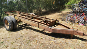 Tipping truck chassis farm trailer Benalla Benalla Area Preview