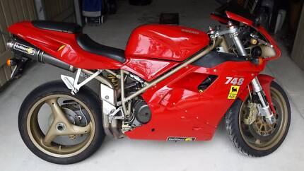 Ducati 748s 4st Desmoquattro Strada Pialba Fraser Coast Preview
