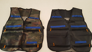 Nerf/tactical kids vest Beaconsfield Fremantle Area Preview
