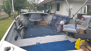 3.8 mtr tinny Coconut Grove Darwin City Preview