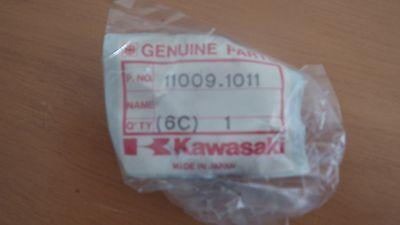 kawasaki z650 z1300 exhaust muffler gasket
