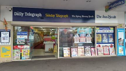 ST MARYS NEWSAGENCY FOR SALE St Marys Penrith Area Preview