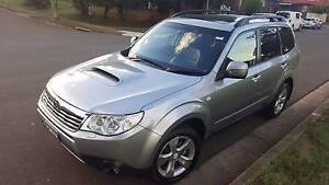 2008 Subaru Forester Wagon Carramar Fairfield Area Preview