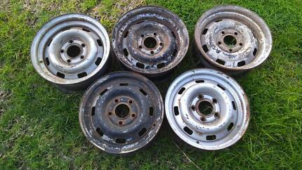 "TORANA 13"" RIMS. 4.5 & 5.5"" Edwardstown Marion Area Preview"