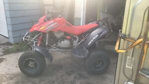 Can am ds 650