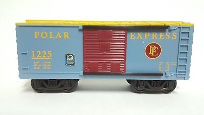 Lionel POLAR EXPRESS Boxcar G-Gauge 10TH ANNIVERSARY Train Car ADD ON 7-11556 for sale  Shipping to Canada