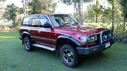 Toyota Landcruiser 80 series GXL 4.2 Turbo charged Auto. Gympie Gympie Area Preview