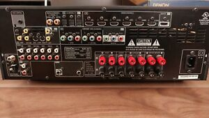 Amplificateur Denon AVR-891 7.2 Channel 3D Home Theater Receiver
