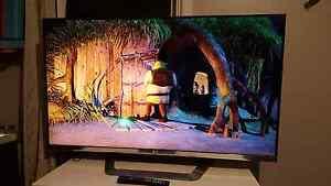 Lg 55 inch smart tv wifi netflix Endeavour Hills Casey Area Preview