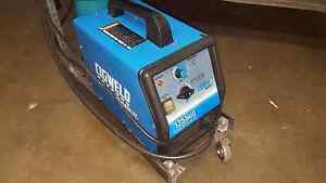 cigweld mig welder 135 with gas bottle Hoppers Crossing Wyndham Area Preview