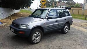 1996 Toyota RAV4 Wagon Ballarat Central Ballarat City Preview