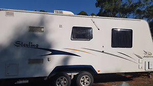 Jayco sterling 21ft caravan amazing holliday Springfield Lakes Ipswich City Preview