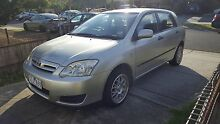 2005 Toyota Corolla Meadow Heights Hume Area Preview