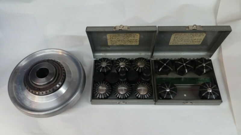 Jacobs Flex Collet Chuck Set L0