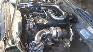 Nissan GQ Patrol RB30 parts Engine Gearbox + Accessories Sandstone Point Caboolture Area Preview