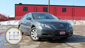 2009 Toyota Camry Hybrid LE | CLEAN CAR-PROOF | XENON | ALLOYS |