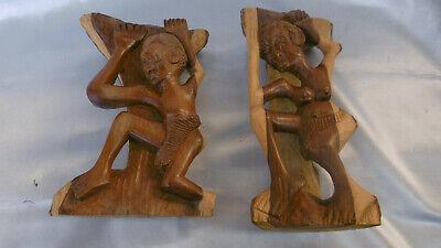 Sculptures South African Wooden