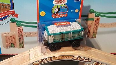 Mint 2004 Thomas Friends Wooden Railway Rickety