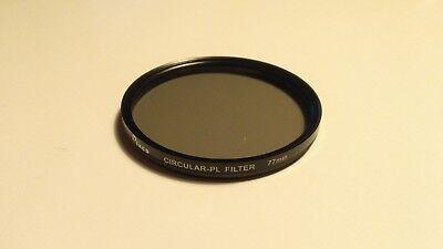 FILTRO POLARIZZATORE CIRCOLARE (CPL) Green L. diametro 77 mm.