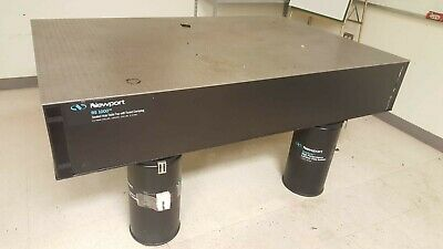 Newport Rs 1000 Optical Table Laser Isolation Legs Pneumatic Big 8x 3