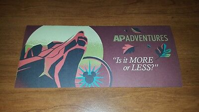 Disney California Adventure AP Days Is it MORE or LESS Phrase of the Week game (More Or Less Game)