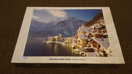 2000 piece jigsaw puzzle Point Cook Wyndham Area Preview