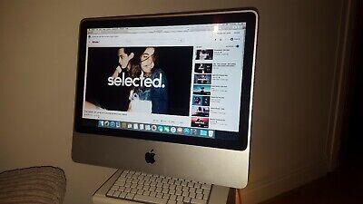 Apple iMac 21.5' early 2009 el Capitan 320gb