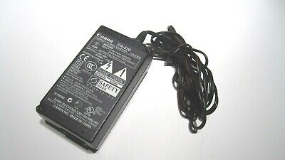 Genuine Canon CA-570 DC 8.4V 1.5A 17W 50/60Hz Compact Power Adapter (Ca 570 Compact Power Adapter)