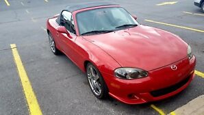 2004 Mazdaspeed Miata*Very Low Kms*Factory Turbo*Rare