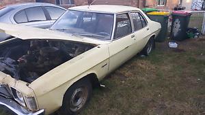 1974 hj holden project car Singleton Singleton Area Preview
