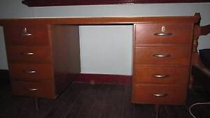 Office Desk  -  Awesome Retro 1960's - 70's Byabarra Port Macquarie City Preview