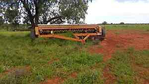 28 run Napier trash seeder Brewarrina Brewarrina Area Preview